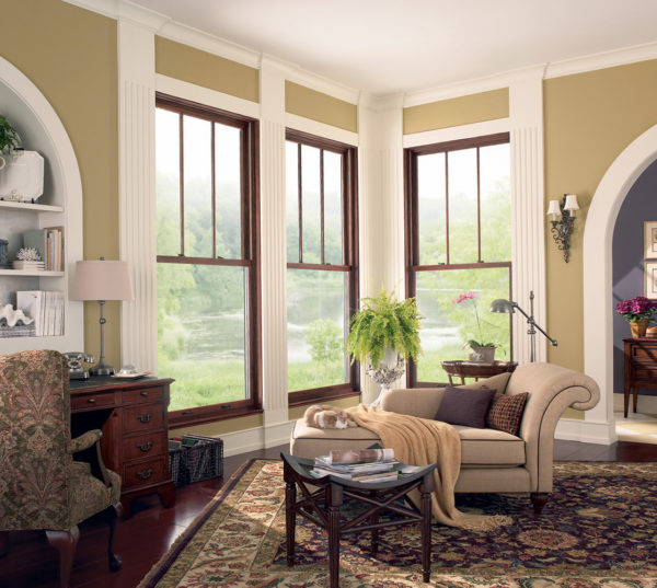 Marvin Windows and Doors Double Hung Single Hung