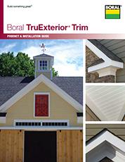 Boral Trim Installation Image