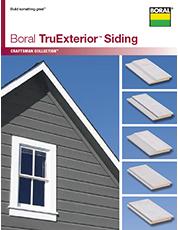 Boral TruExterior Siding Catalog Image
