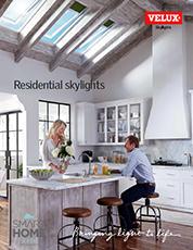residential skylights velux-catalog